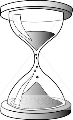 Hourglass Clipart