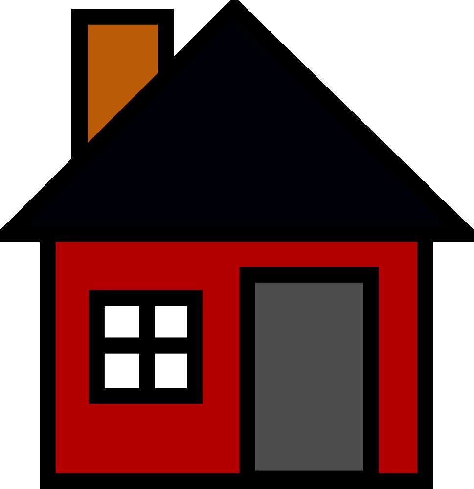 House Clipart-house clipart-11