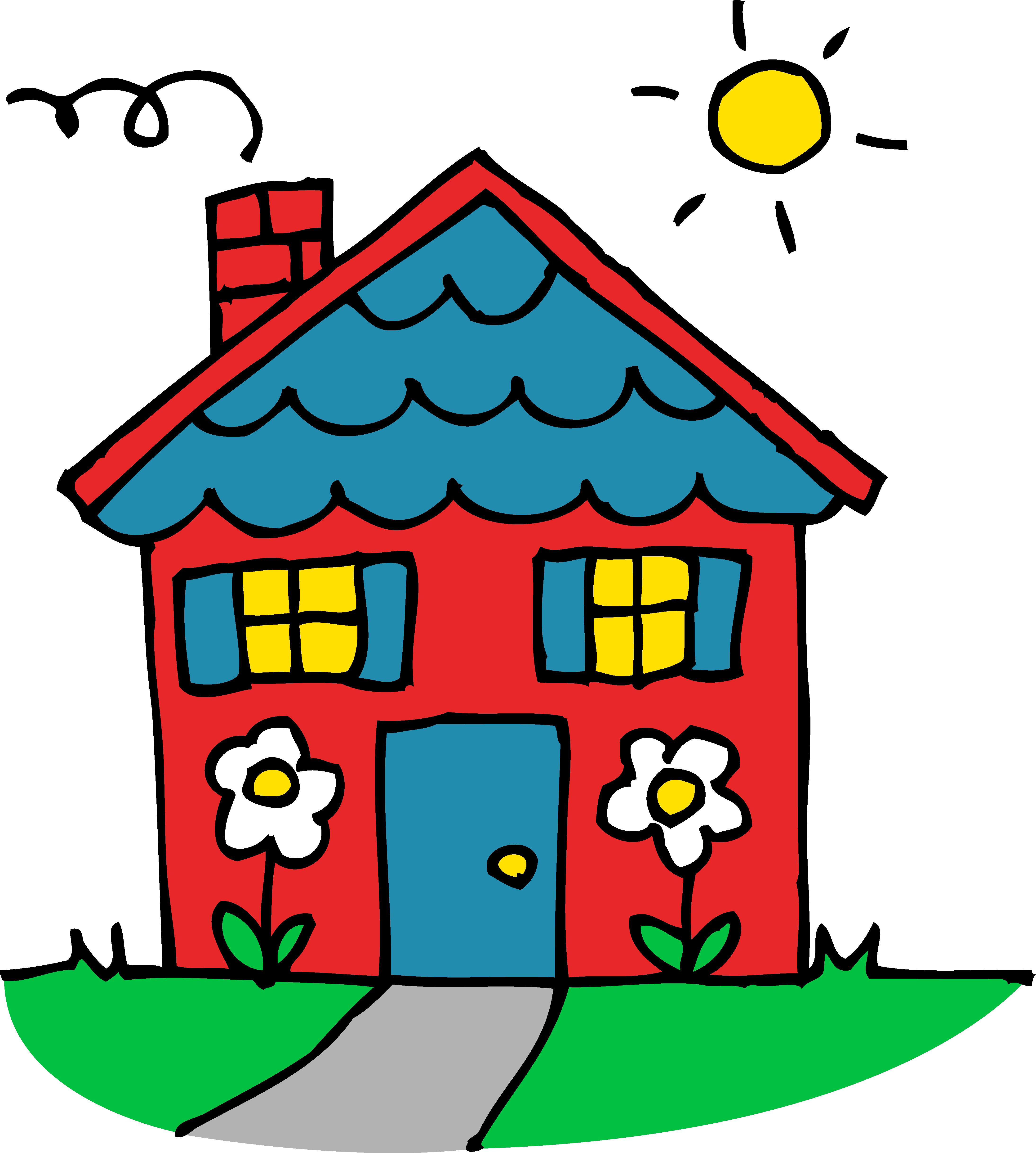 House Clipart-house clipart-7