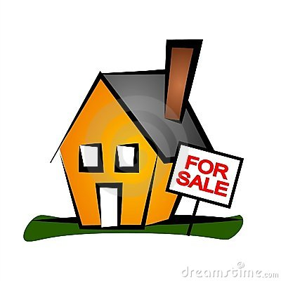 house for sale clipart - For Sale Clip Art