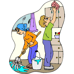 house cleaning clipart look at clip art images clipartlook