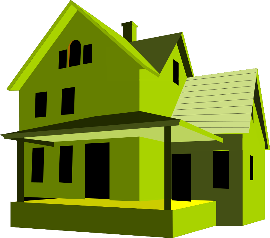 House Clip Art - clipartall - House Clipart Images