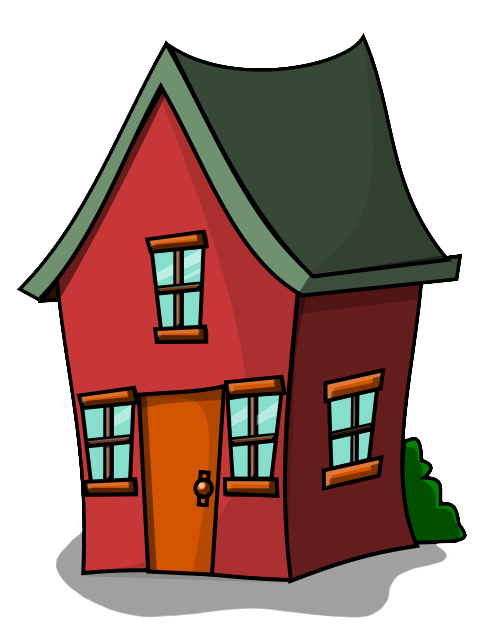 House Clip Art Free Cartoon | Clipart Panda - Free Clipart Images