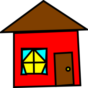 House clip art free images free clipart images