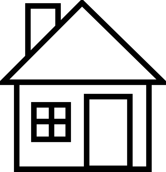 House Clip Art - House Clipart