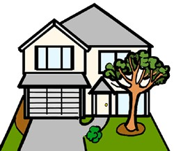 House Clipart - clipartall .-House Clipart - clipartall .-12