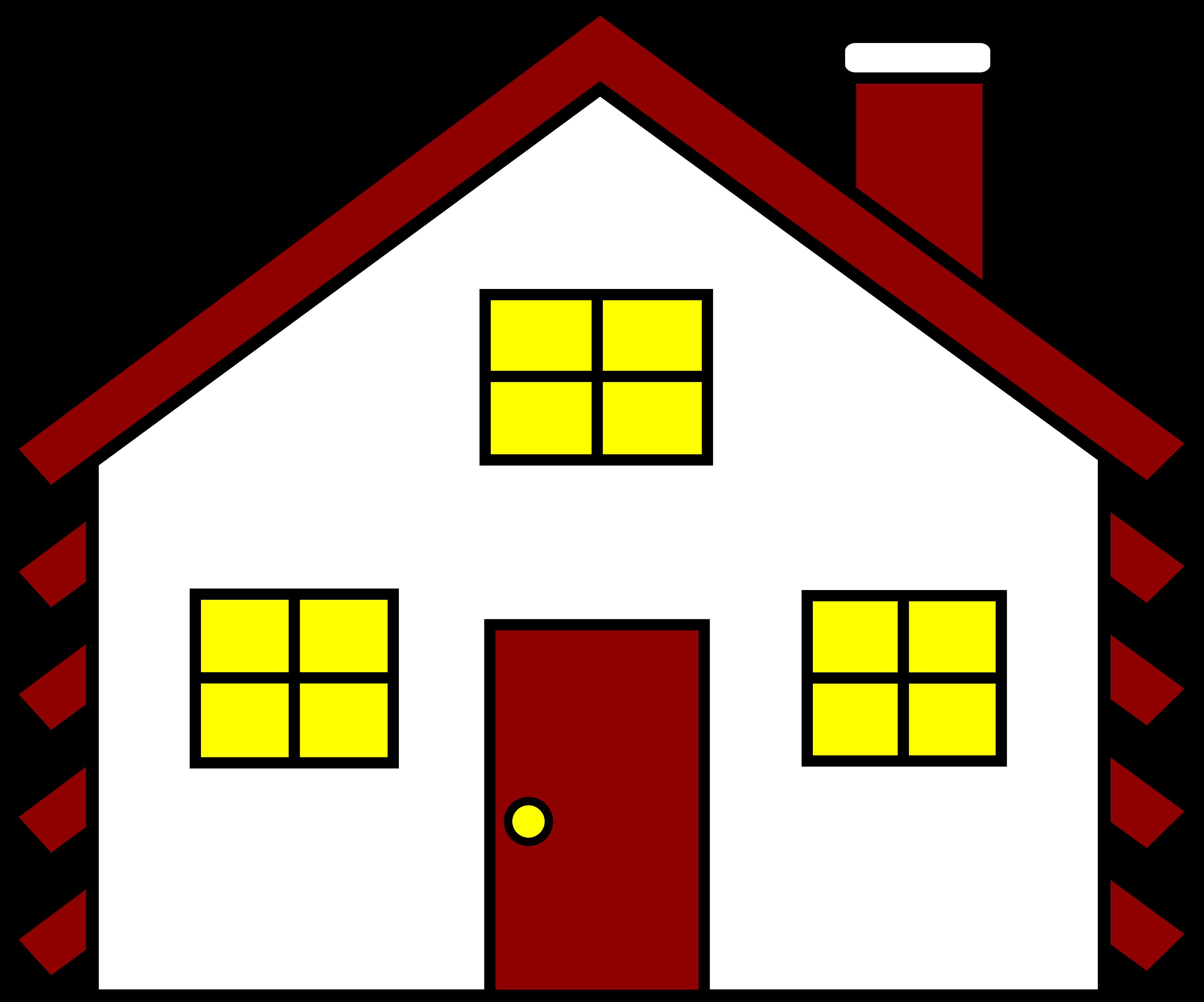 house clipart-house clipart-1