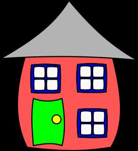 House Clipart .-house clipart .-15