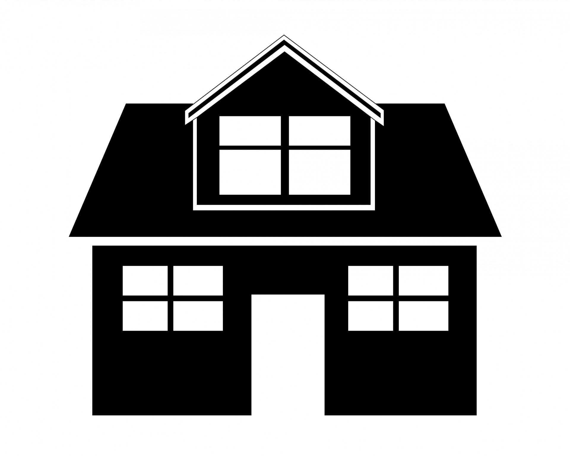 House Clipart-House Clipart-12