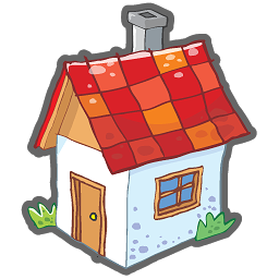 cute house clipart look at clip art images clipartlook