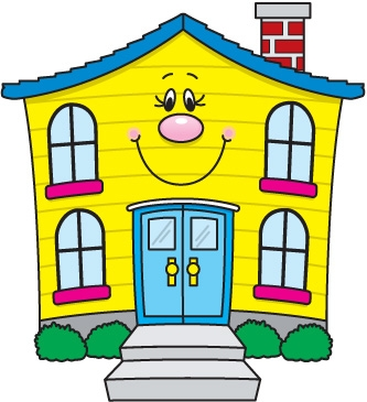 House Clipart - clipartall