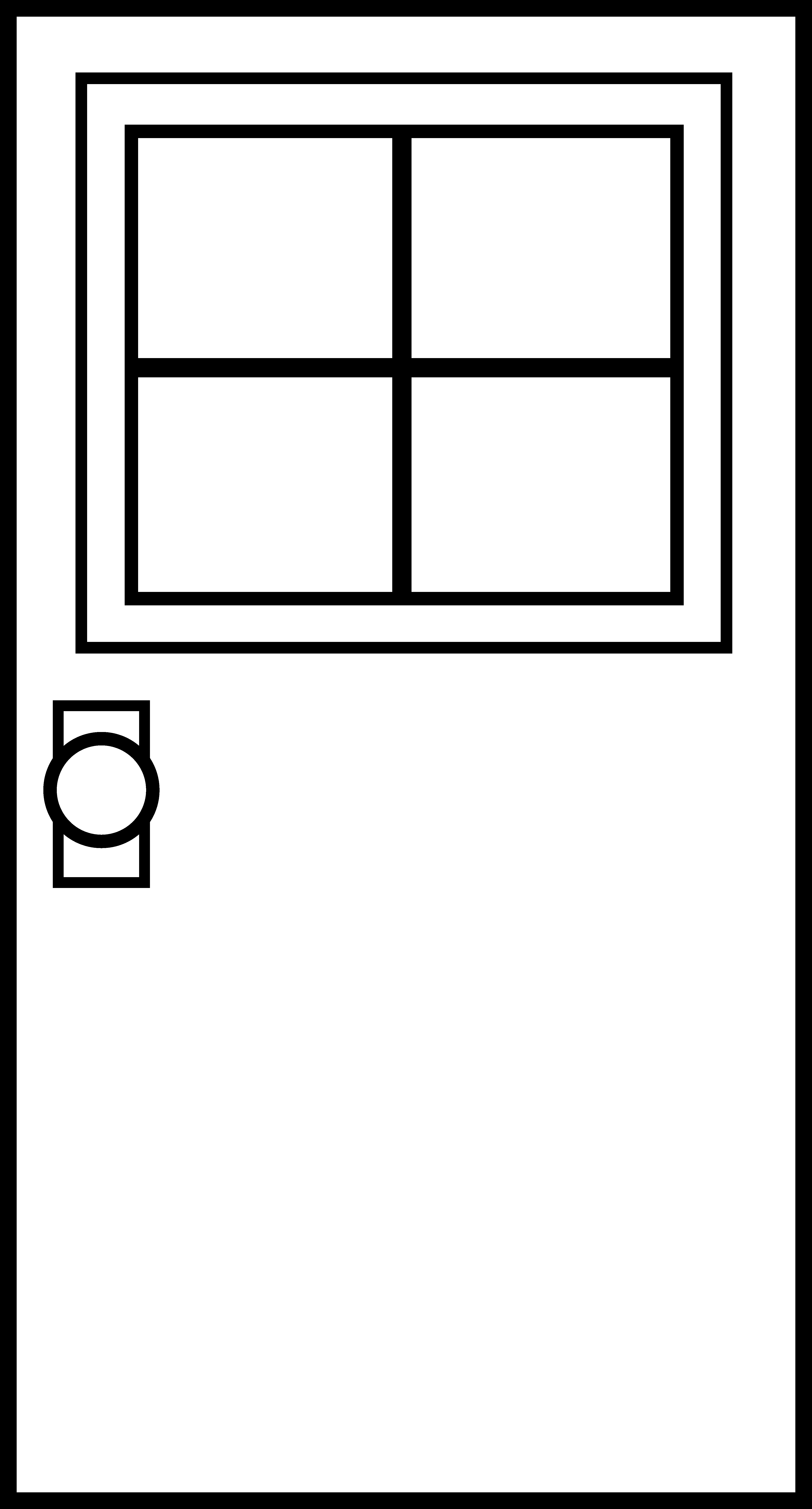 House Door Clipart Door Clip ... front clipart