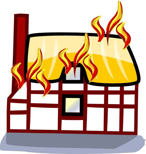 House Fire Insurance Clip Art At Clker Com Vector Clip Art Online