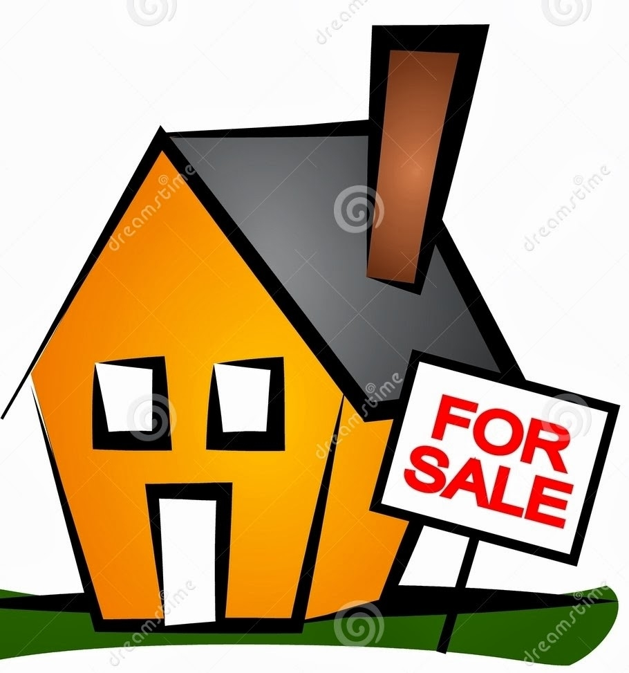 House For Sale Clip Art #23288