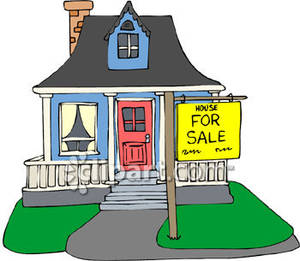 House For Sale Clip Art Free. attic clipart