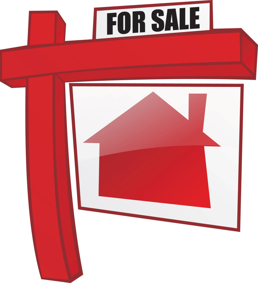 House For Sale Clipart u0026middot; «
