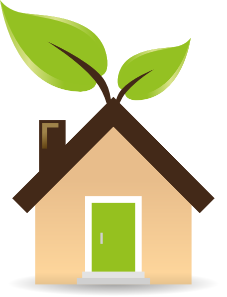 House With Green Energy Clip Art-House With Green Energy Clip Art-5