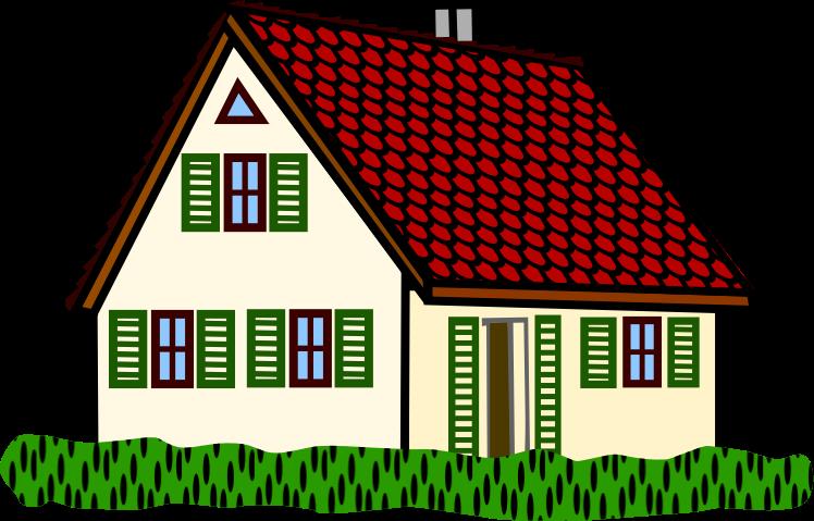 Houses clip art 3 clipartcow