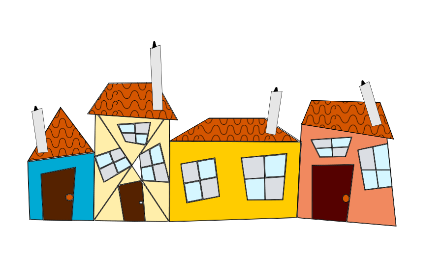 Houses clipart clipart of houses