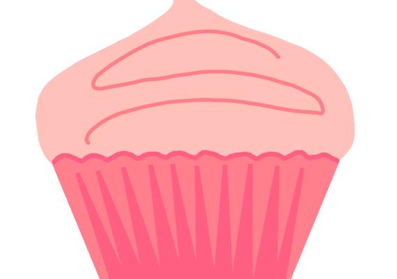 How To Draw A Cupcake-How to Draw a Cupcake-16