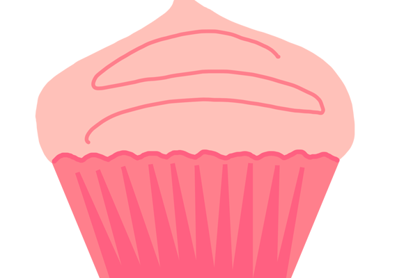 How to Draw a Cupcake-How to Draw a Cupcake-6