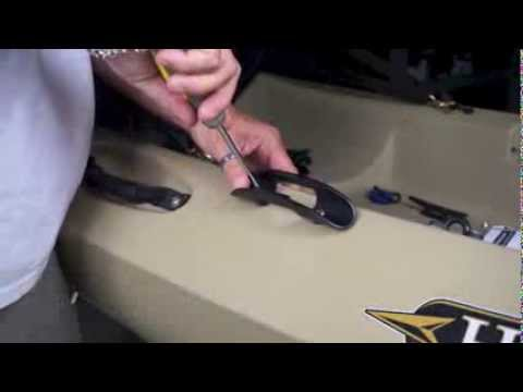 How to Install a YakGear Taco Paddle Clip