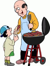 How To Save Clip art - Barbecue Clip Art