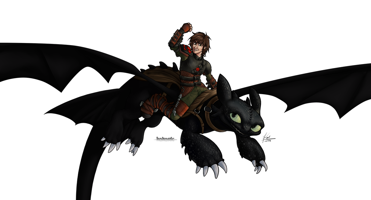 How To Train Your Dragon 2 By .