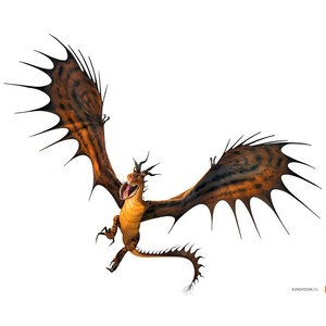 Фото: Как приручить др-Фото: Как приручить дракона (How to Train Your Dragon)-9