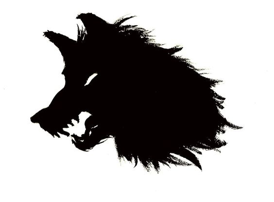Howling Wolf Head Clipart - Free Clip Art Images