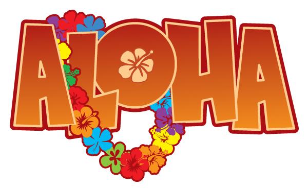 81+ Aloha Clipart | ClipartLook