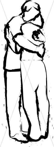 Hug Clipart-Hug Clipart-16