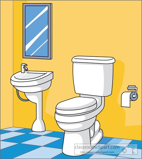 Huge Bathroom Clipart Clipart - Clip Art Bathroom