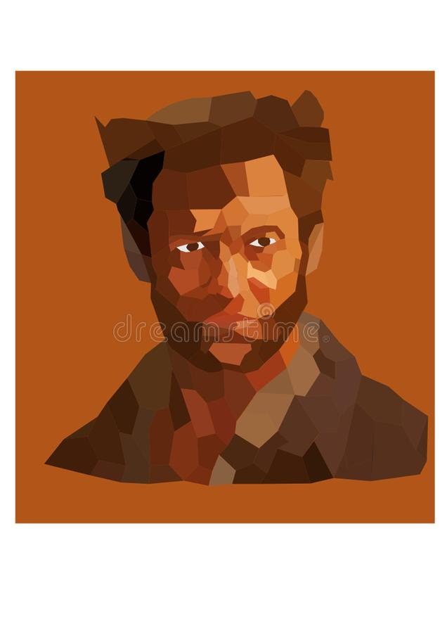Download Actor Polygon Art Editorial Ima-Download Actor Polygon art editorial image. Illustration of famous -  99514125-4