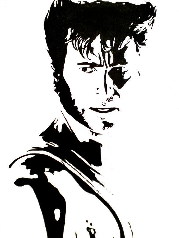 Hugh Jackman - Wolverine By MAMACITAred -Hugh Jackman - Wolverine by MAMACITAred ClipartLook.com -12