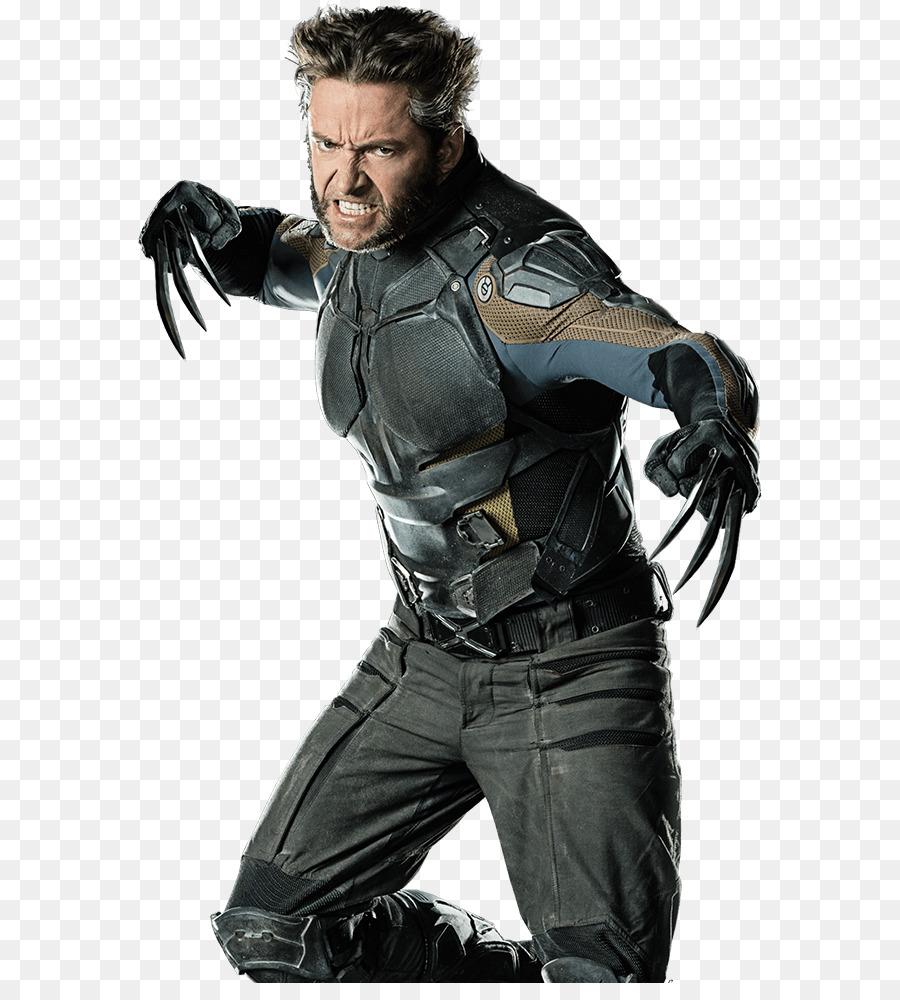 Hugh Jackman Wolverine Professor X X-Men-Hugh Jackman Wolverine Professor X X-Men: Days of Future Past Rogue -  Wolverine PNG Clipart-13