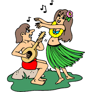 Hula Dancer clipart, cliparts of Hula Dancer free download (wmf, eps, emf, svg, png, gif) formats
