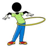 ... hula hoop