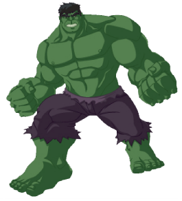 Hulk Clip Art