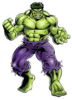 #Hulk #Clip #Art. (THE * 5 .