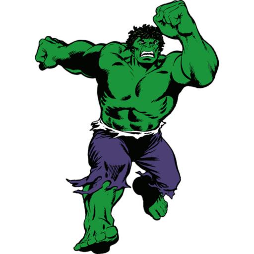 ... Hulk Clipart ...
