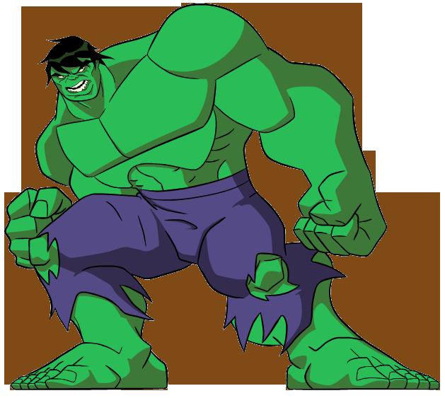 Hulk Clipart .