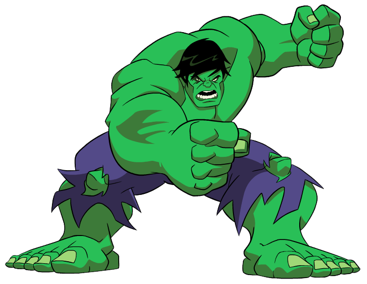Hulk Clipart Marquee And