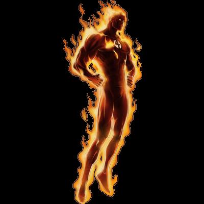 Human Torch Clipart-Clipartlook.com-400