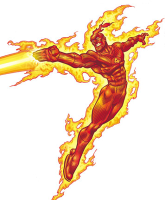 Human Torch 002