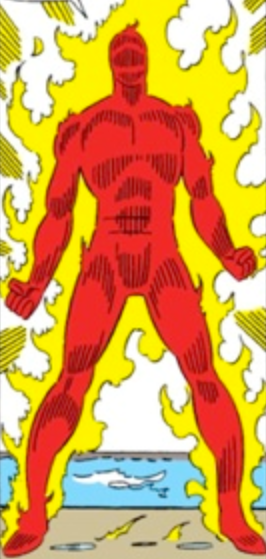 Human Torch (Jim Hammond)
