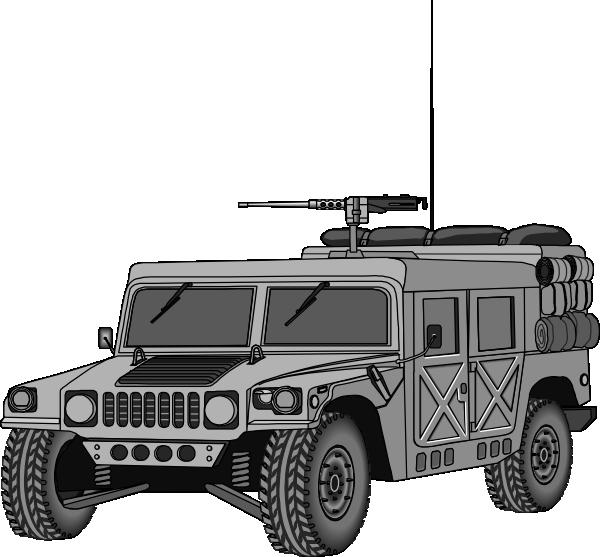 . ClipartLook.com free vector Hummer clip art
