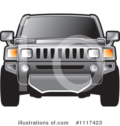 Royalty-Free (RF) Hummer Clipart Illustration #1117423 by Lal Perera