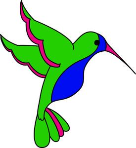 Hummingbird Clipart-hummingbird clipart-8