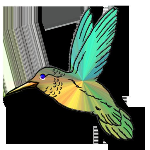 Hummingbird Clipart #11904